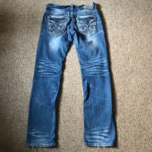 Affliction Ace Jeans!